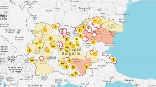 Vreţi să mergeţi în Bulgaria? Atenţie! Vânt puternic!