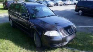 VW furat din Germania, cu seria de şasiu falsificată, găsit în Constanţa