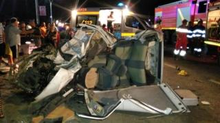 Weekend horror! Femeie ucisă pe trecere și doi morți într-un alt accident!