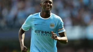 Yaya Toure poate juca la cluburi importante din lume