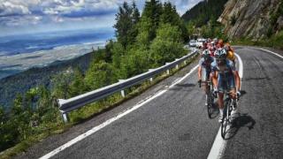 Sibiu Cycling Tour 2018 resticționează circulația pe Transfăgărășan