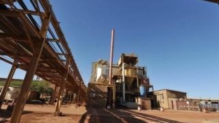 Zăcământul de uraniu al României, epuizat
