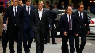 FĂRĂ PRECEDENT!! Opt lideri catalani, arestaţi!