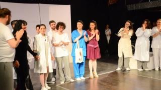 Cel mai bun actor al tinerei generaţii se află la Constanţa!