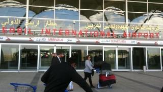 Zborurile internaționale în Kurdistanul irakian, suspendate de Bagdad
