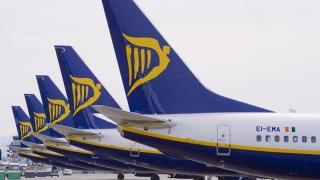 Zburaţi cu Ryanair? Amendă de cinci milioane de euro pentru că a anulat curse