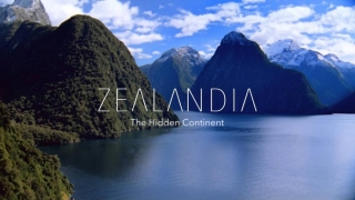 Zealandia, continentul ascuns al Pământului