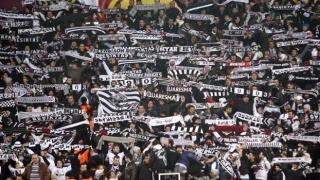 Zece fani au fost răniţi înaintea partidei Dynamo Kiev - Beşiktaş Istanbul