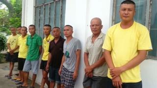 Zece pescari chinezi, arestați în Filipine