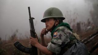 Zeci de militari din Myanmar, uciși în apropierea frontierei cu China