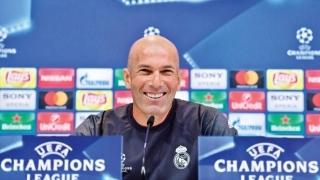 Zidane, favorit la titlul de antrenorul anului