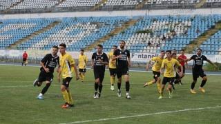 Zi importantă pentru noua echipă din fotbalul constănțean