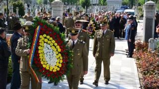 Ziua Veteranilor din Teatrele de Operații se sărbătorește și la Constanța