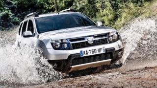 Vânzări-record de Dacia în Franța, în 2017