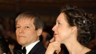 Dacian Cioloş şi soţia, implicaţi într-un accident rutier