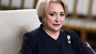 Dăncilă a plecat în turneu undeva în Balcani