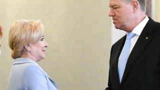 Dăncilă, hotărâtă să aibă o dezbatere cu Iohannis