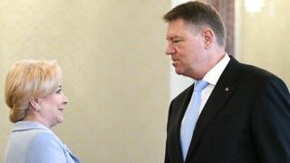 Există conflict constituțional între Guvern şi preşedinte în cazul miniștrilor interimari