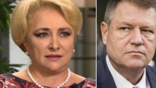 Viorica Dăncilă: Iohannis a respins numirile Olguţei Vasilescu la Dezvoltare şi a lui Mircea Drăghici la Transporturi
