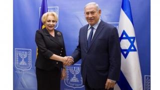 Convorbiri pe tema relocării ambasadei României la Ierusalim între Dăncilă și Netanyahu
