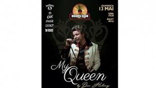 Dan Helciug, solistul trupei Spitalul de Urgență, la Constanța! My Queen Tribute!