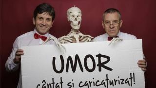 Daniel Iancu & Costel Pătrășcan: UMOR cântat și caricaturizat!