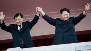 Dans pe vârfuri şi gesturi lustruite între China, Coreea de Nord şi SUA