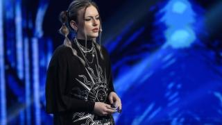La 17 ani, Daria Ștefania merge în finala iUmor