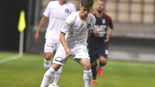 Darius Grosu, al 40-lea jucător debutat de FC Viitorul în Liga 1