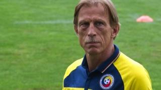 Cristoph Daum: Meciul cu Danemarca e decisiv