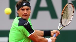 Tenismanul David Ferrer, locul 3 la turneul demonstrativ de la Abu Dhabi