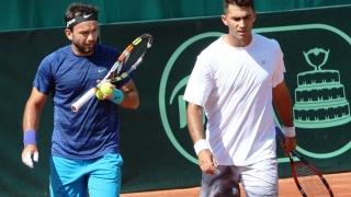 Copil, Mergea şi Tecău revin în echipa de Cupa Davis a României