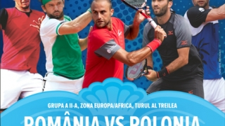 Tenismenii convocaţi pentru meciul România - Polonia, din Cupa Davis