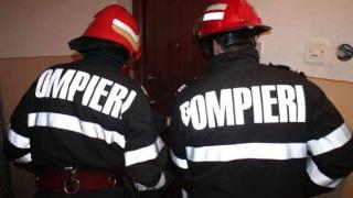 Intervenție pentru salvarea unei persoane blocate într-un apartament din Medgidia
