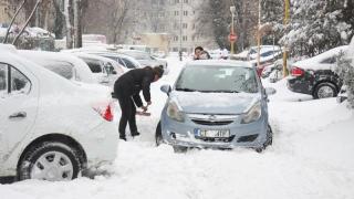 De ce nu s-au deszăpezit străzile secundare din Constanța