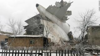 De ce s-a prăbuşit avionul ACT Airlines în Kârgâzstan?