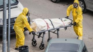 Analiză INSP.  Aproape 40% din totalul deceselor la persoane infectate cu Covid-19 au fost din Bucureşti şi judeţele Constanţa, Timiş, Bihor şi Iaşi