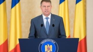 Președintele Klaus Iohannis i-a decorat pe Cătălina Ponor, Marian Drăgulescu și Larisa Iordache