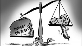 Deficitul bugetului general consolidat, aproape dublu faţă de anul trecut