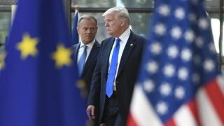 """De la Donald la Donald! Tusk către Trump: """"Preţuiţi-vă mai mult aliaţii, că nu aveţi prea mulţi"""""""