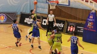 Victorii și înfrângeri pentru echipele constănțene de baschet și volei