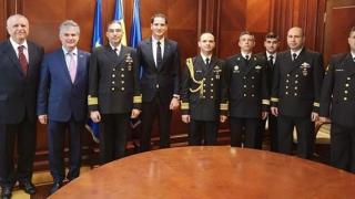 Delegație turcă în vizită la Constanța