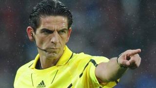 Brigadă de arbitri din Germania la partida România - Spania
