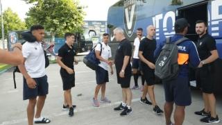 Viitorul merge cu 24 de jucători în Belgia