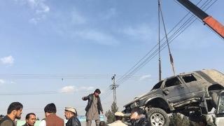Deputat afgan, victima unui atac