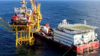 Legea privind exploatările de gaze din Marea Neagră, adoptată