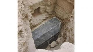 Descoperire incredibilă! Sarcofag intact în vârstă de peste două milenii