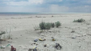 Trist! Cele mai poluate plaje cu deşeuri, caracteristice pentru litoralul românesc