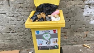 Deșeurile reciclabile neconforme nu vor mai fi ridicate de societatea de salubrizare a orașului