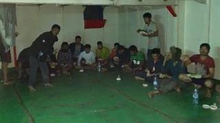 Cele mai recente informaţii despre marinarii români blocaţi în Libia